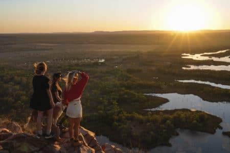 Kununurra View from Elephant Rock