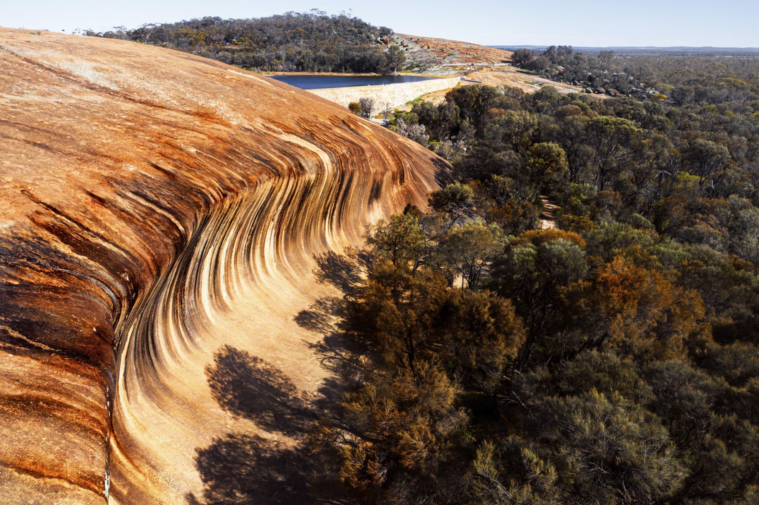 Wave Rock, Hyden